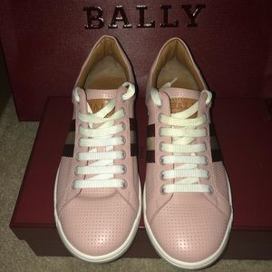 Authentic Bally Sneakers..Like New